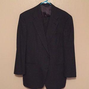 Burberry Suit